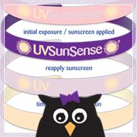 Sun Sense Wristbands
