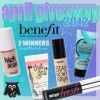 April 2012 Beauty Giveaway – <br />Benefit Cosmetics