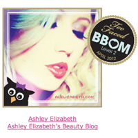 Beauty Blogger of the Month - Too Faced Cosmetics