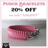 Punch Bracelet Discount