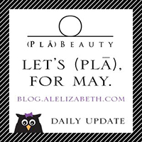 May for PLA Beauty
