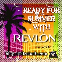 July 2012 Giveaway - Revlon