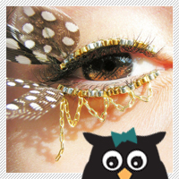 Beaded Lashes