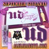 September 2012 Beauty Giveaway – <br />Urban Decay