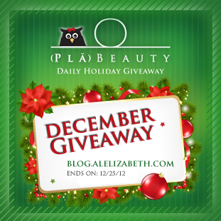December 2012 Giveaway - (PLĀ) Beauty