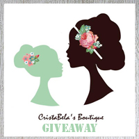 January 2013 Giveaway - Crista Bella Boutique