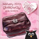 February 2013 Giveaway - Mocha Moon