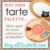 May 2013 Giveaway - tarte Cosmetics