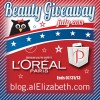 July 2013 Giveaway - L'Oreal