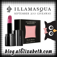 September 2013 Giveaway - Illamasqua