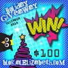 December 2013 Giveaway - Holiday Cash