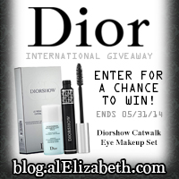 May 2014 Giveaway - Dior