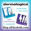 June 2014 Giveaway - Dermalogica