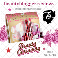 January 2015 Beauty Giveaway - Benefit Cosmetics