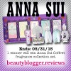 May 2015 Beauty Giveaway - Anna Sui