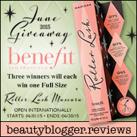 June Beauty Giveaway - Benefit Cosmetics