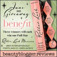 June Beauty Giveaway - Benefit Cosmetics