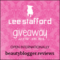 July Beauty Giveaway - Lee Stafford
