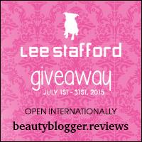 July Beauty Giveaway - Lee Stafford