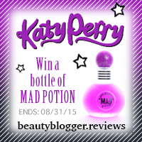 August 2015 Beauty Giveaway - Katy Perry Mad Potion Perfume