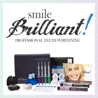 Smile Brilliant At-Home Whitening System