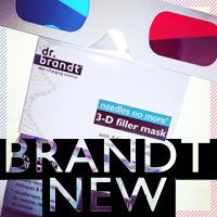 Dr. Brandt - 3D Filler Mask