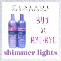 Clairol Shimmer Lights Shampoo & Conditioner