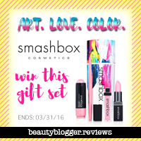 March 2016 Giveaway - Smashbox