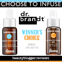 Dr. Brandt Vitamin Doses