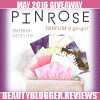 May 2016 Beauty Giveaway – Pinrose Perfume