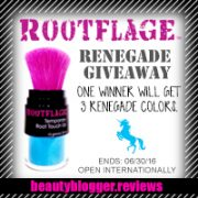 June 2016 Beauty Blog Giveaway - Rootflage