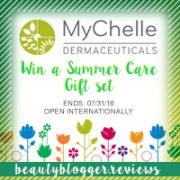 July 2016 Beauty Blog Giveaway - MyChelle
