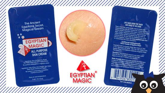 Beauty Blogger Reviews – Egyptian Magic All-Purpose Healing Skin Cream